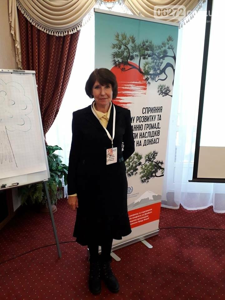 Валентина Мацакова із Костянтинівки взяла участь в міжнародній зустрічі між представниками Донбасу та Японії, фото-1