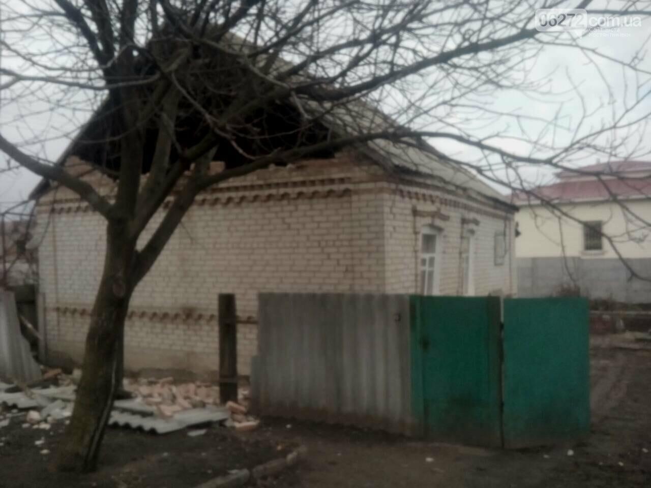 «Вибухова» п'янка в Костянтинівці, фото-2