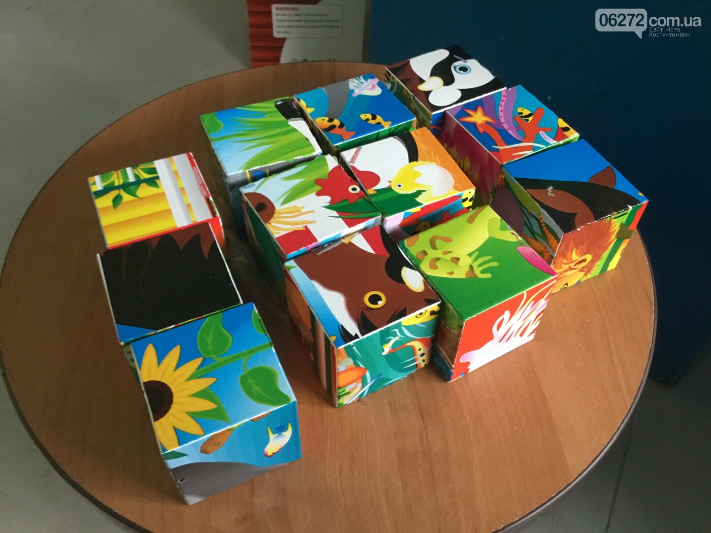Чотири дитячих садочка Костянтинівки отримали «Валізи розвитку», фото-4