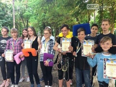 Переможці змагань з техніки спортивного туризму в Костянтинівці, фото-3