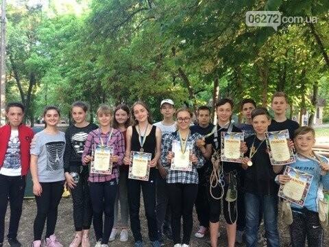 Переможці змагань з техніки спортивного туризму в Костянтинівці, фото-4