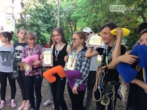 Переможці змагань з техніки спортивного туризму в Костянтинівці, фото-5