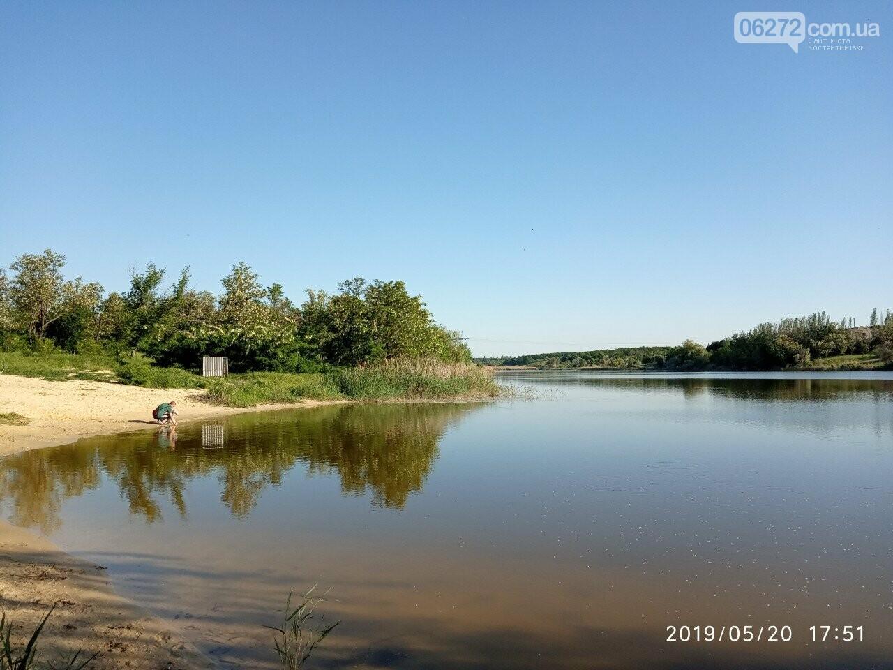 Константиновцы открыли пляжный сезон (фотофакт), фото-3