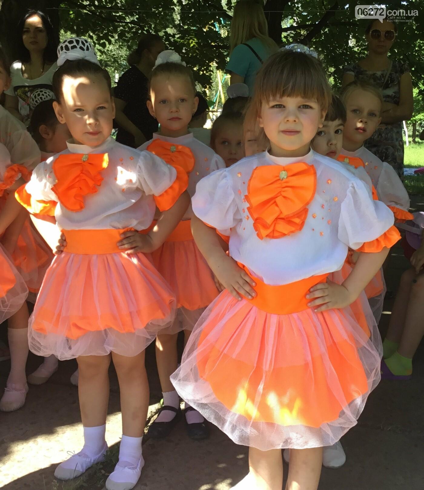 Діти Костянтинівки відкрили двері в літо (фото), фото-5