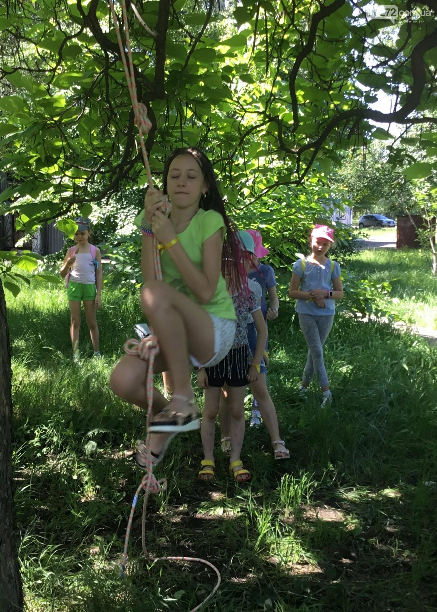 Діти Костянтинівки відкрили двері в літо (фото), фото-17