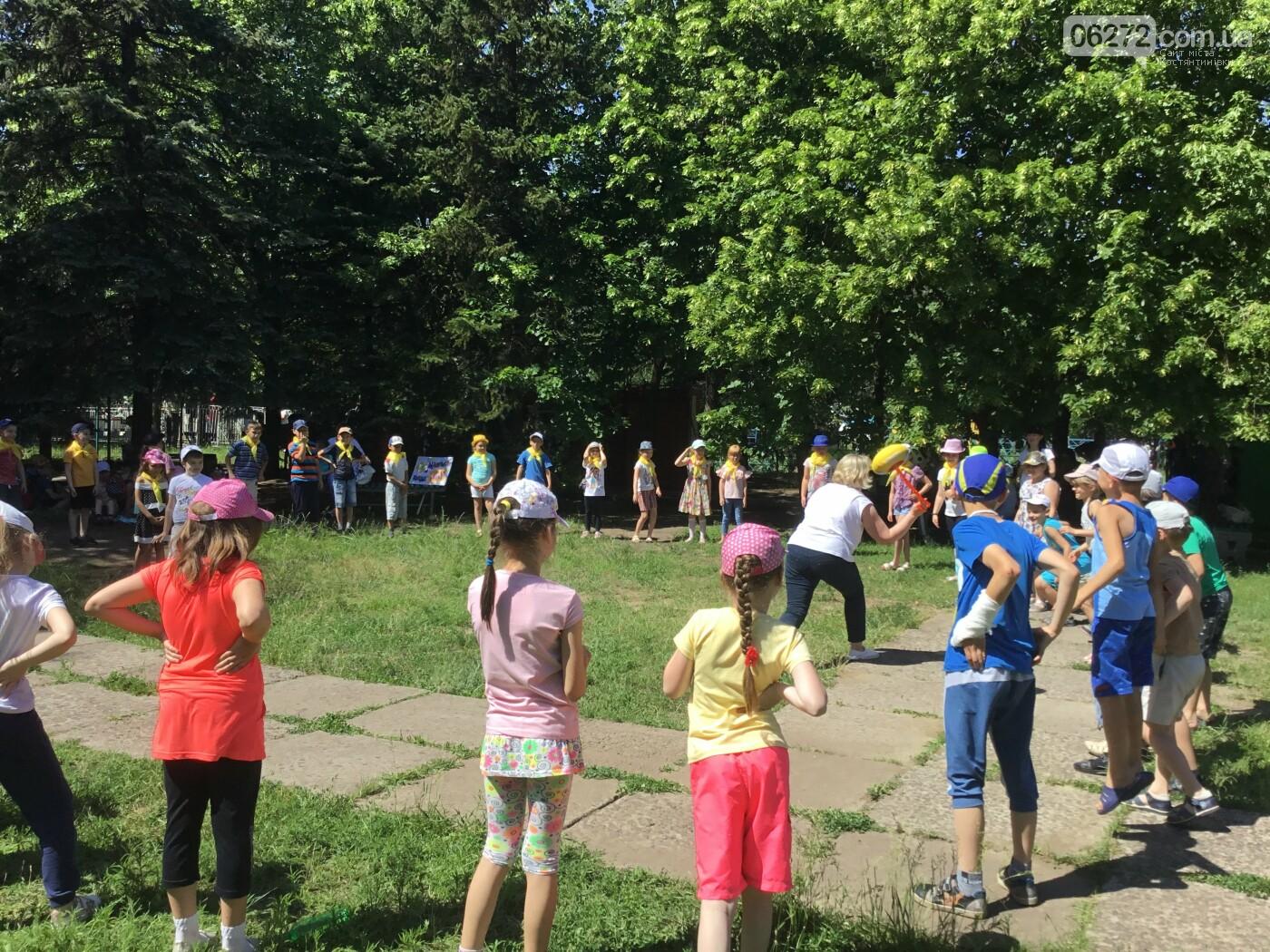 Діти Костянтинівки відкрили двері в літо (фото), фото-19