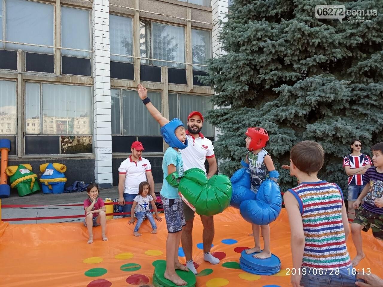 Сім'я із Костянтинівки стала найспортивнішою в Донецькій області, фото-3