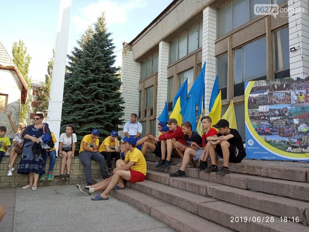 Сім'я із Костянтинівки стала найспортивнішою в Донецькій області, фото-4