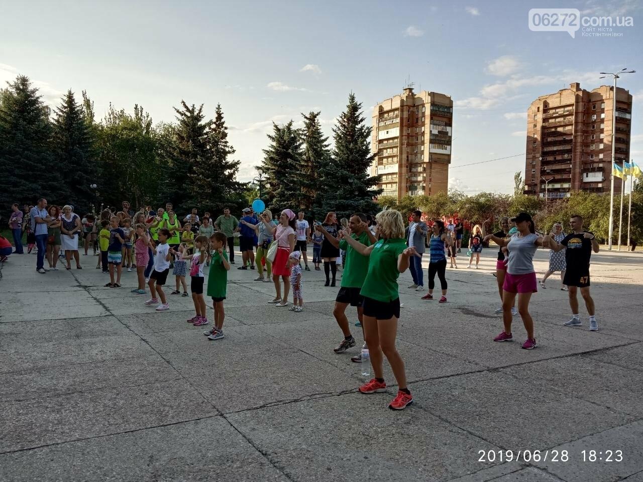Сім'я із Костянтинівки стала найспортивнішою в Донецькій області, фото-5