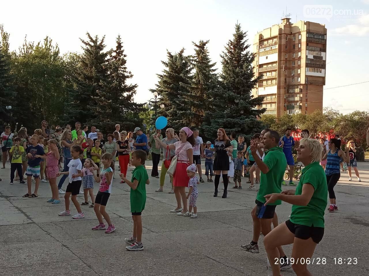 Сім'я із Костянтинівки стала найспортивнішою в Донецькій області, фото-6