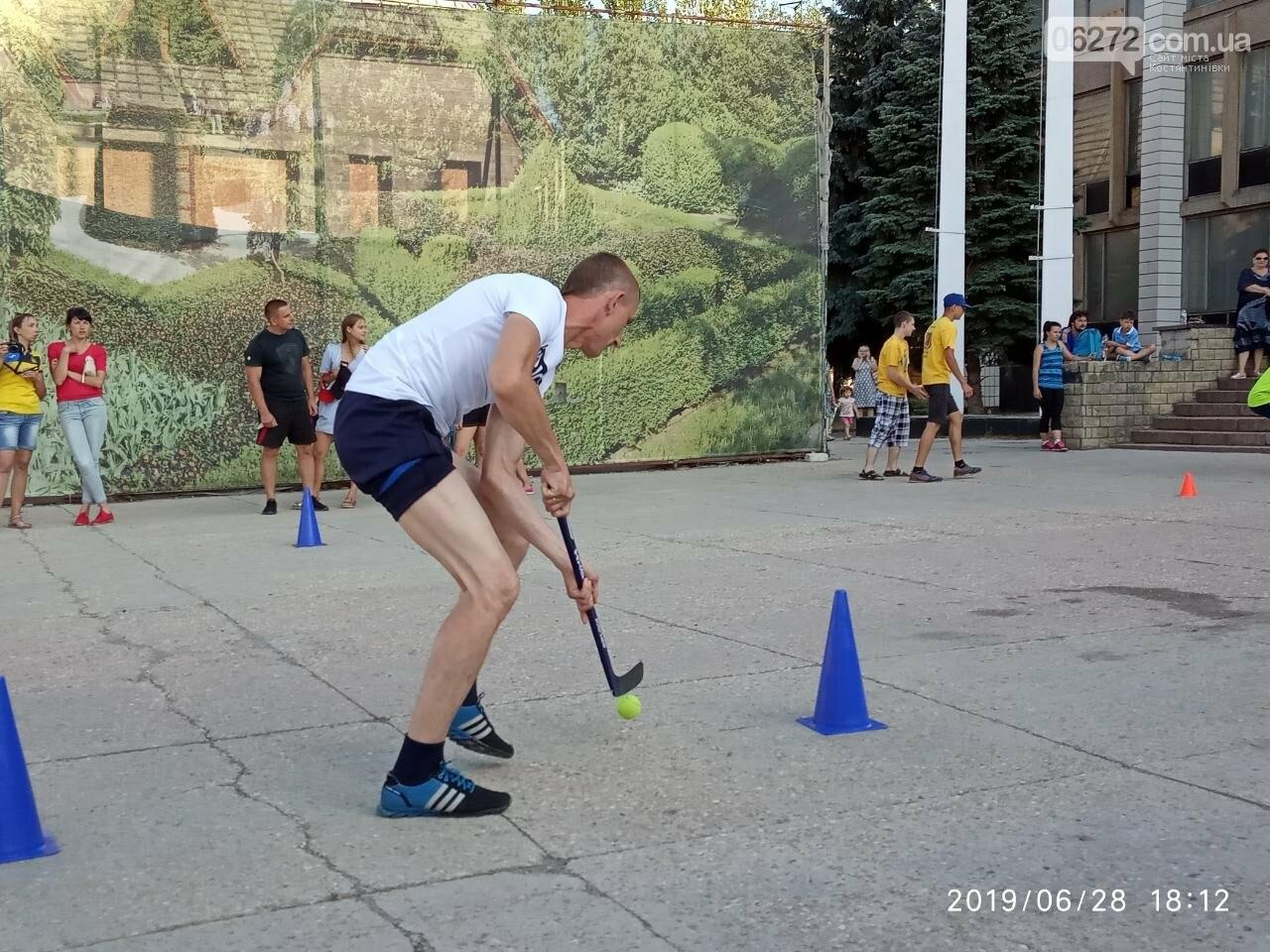 Сім'я із Костянтинівки стала найспортивнішою в Донецькій області, фото-12