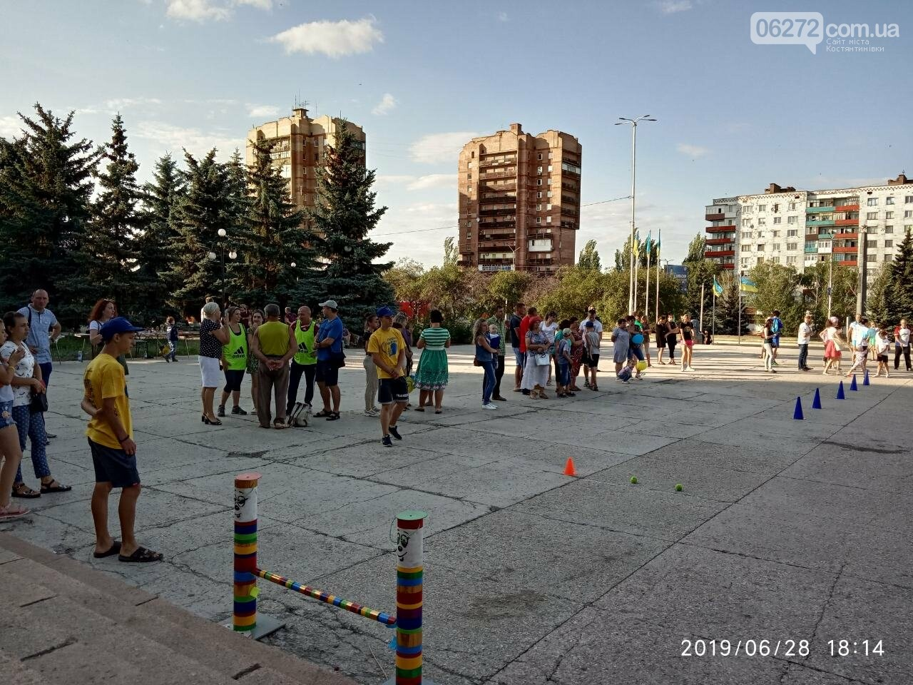 Сім'я із Костянтинівки стала найспортивнішою в Донецькій області, фото-13