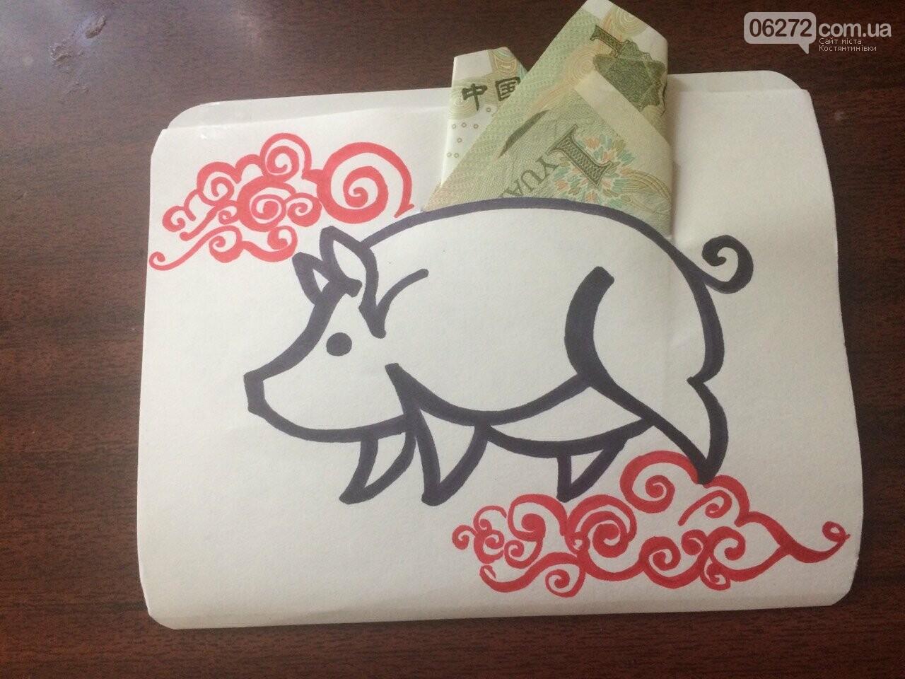 «Намалюй свиню – відволічись від гаджета!» - креативність учительки із Костянтинівки, фото-4