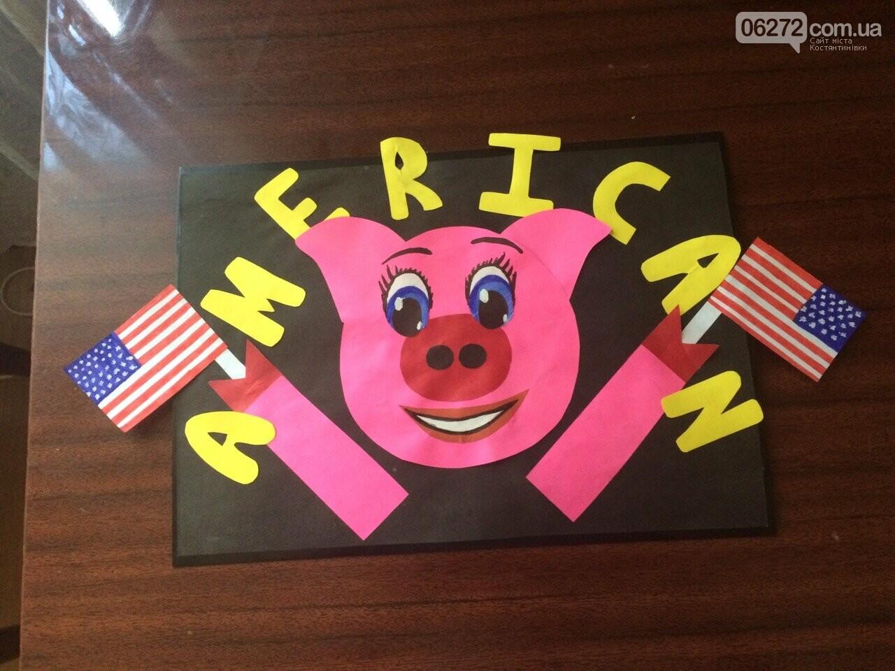 «Намалюй свиню – відволічись від гаджета!» - креативність учительки із Костянтинівки, фото-5