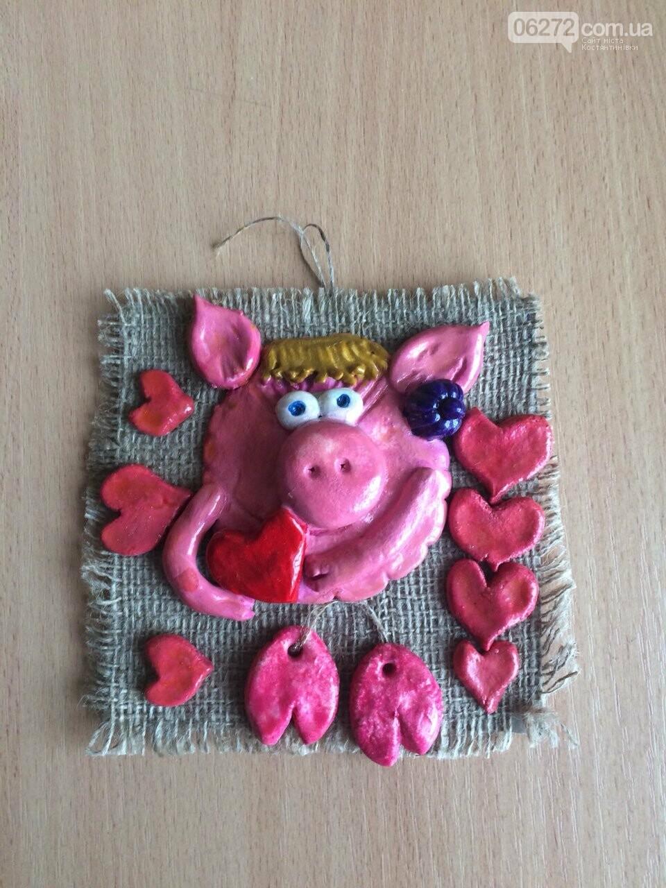 «Намалюй свиню – відволічись від гаджета!» - креативність учительки із Костянтинівки, фото-14