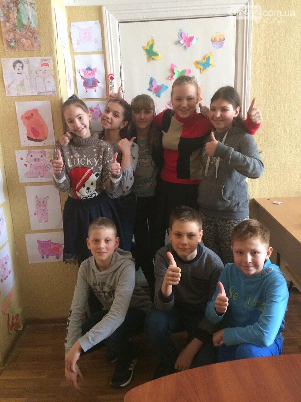 «Намалюй свиню – відволічись від гаджета!» - креативність учительки із Костянтинівки, фото-2