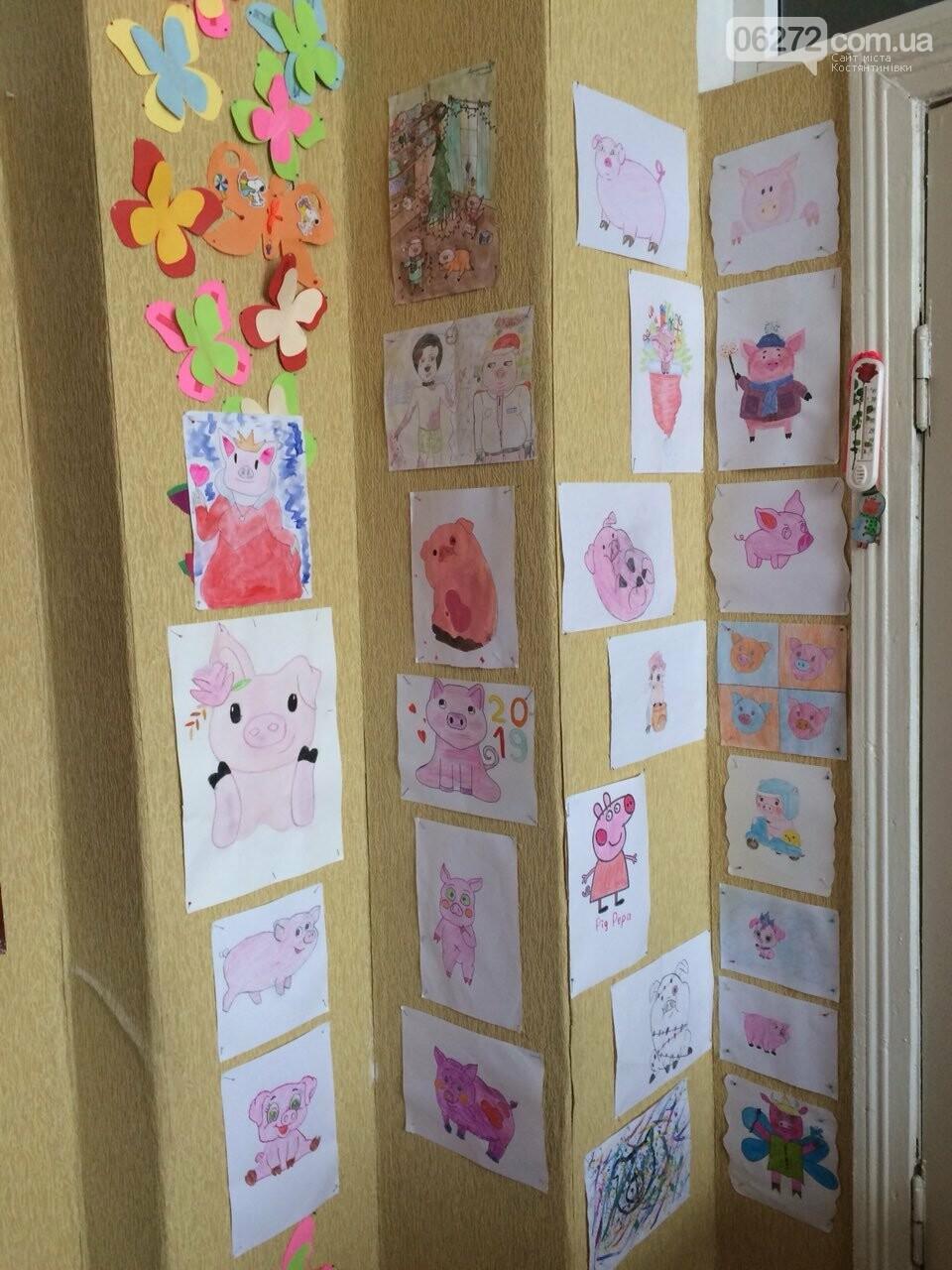 «Намалюй свиню – відволічись від гаджета!» - креативність учительки із Костянтинівки, фото-17