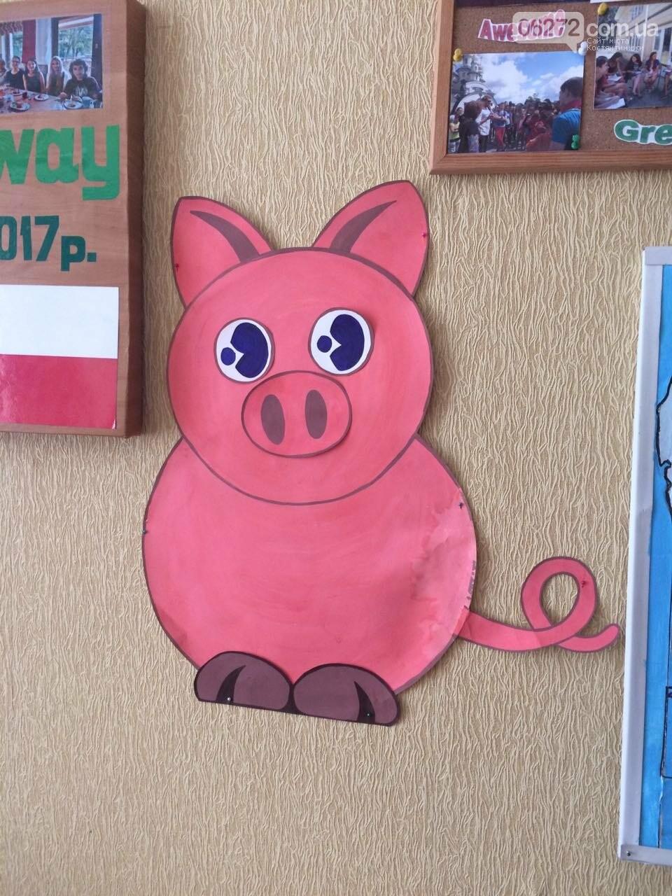 «Намалюй свиню – відволічись від гаджета!» - креативність учительки із Костянтинівки, фото-18