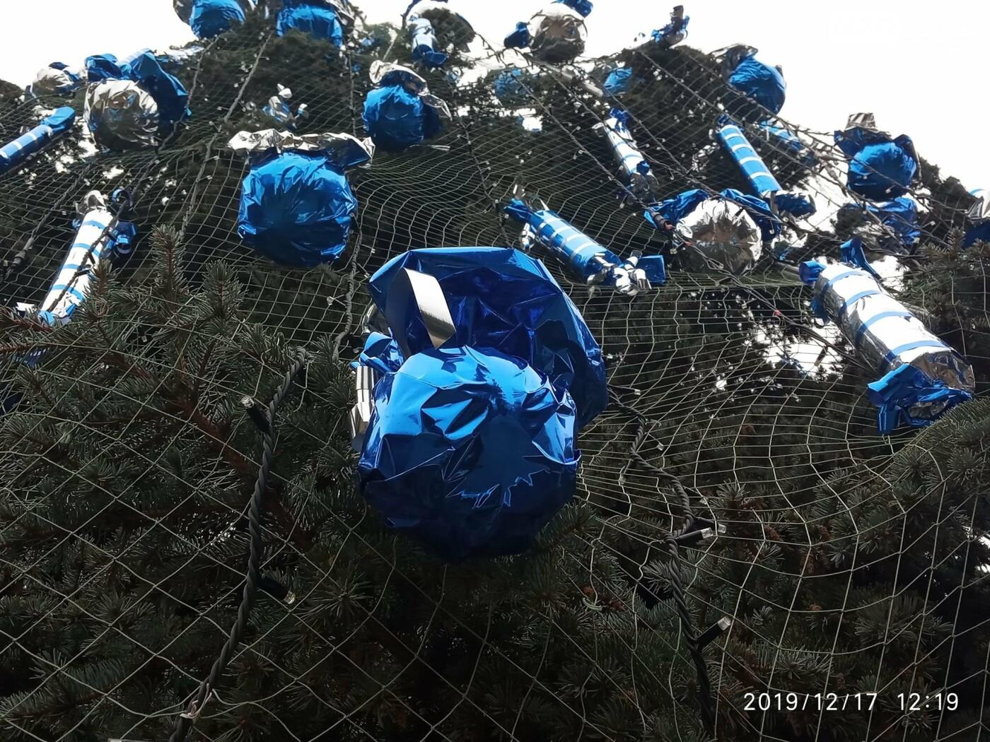 У Костянтинівці відбулося відкриття головної ялинки міста, фото-2