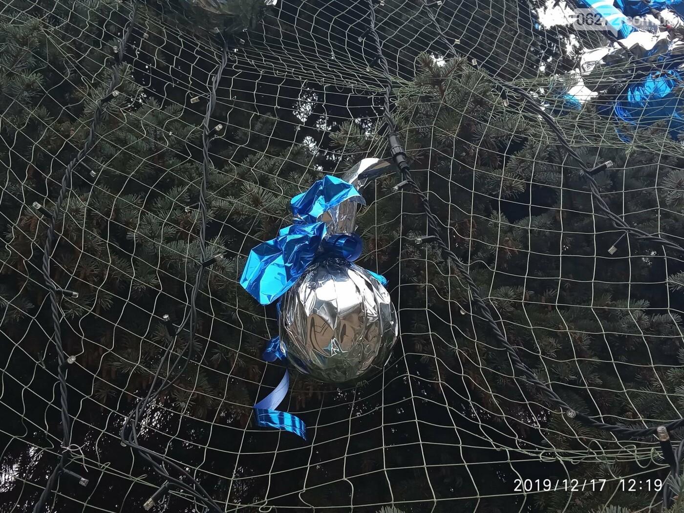 У Костянтинівці відбулося відкриття головної ялинки міста, фото-3