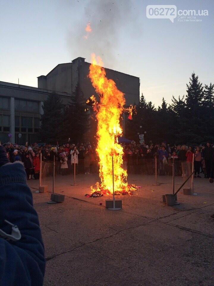 Святкування Масляної в Костянтинівці (фото, відео), фото-9