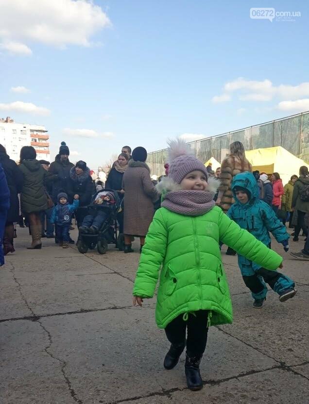 Святкування Масляної в Костянтинівці (фото, відео), фото-5