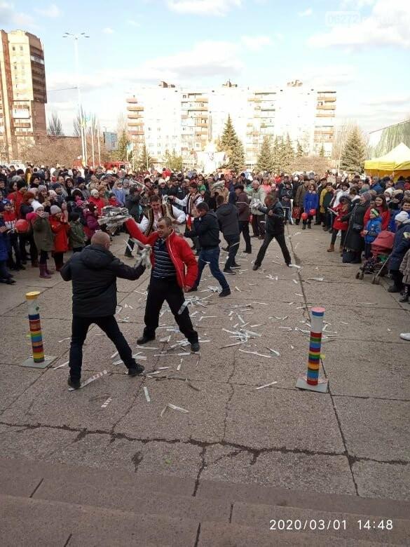 Святкування Масляної в Костянтинівці (фото, відео), фото-7