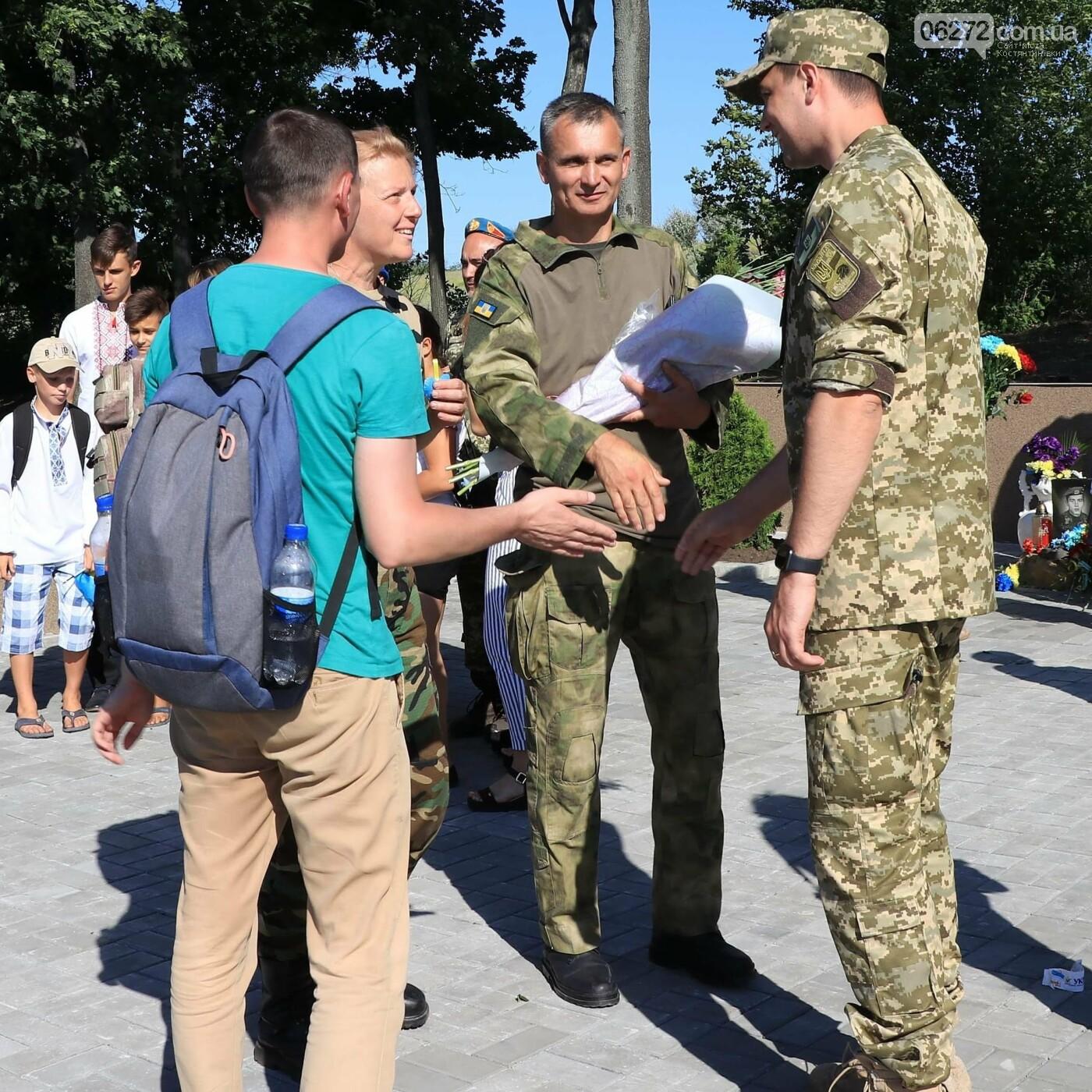 Участница АТО на Донбассе Юлия Лапутина стала второй женщиной-генералом в Украине, фото-3