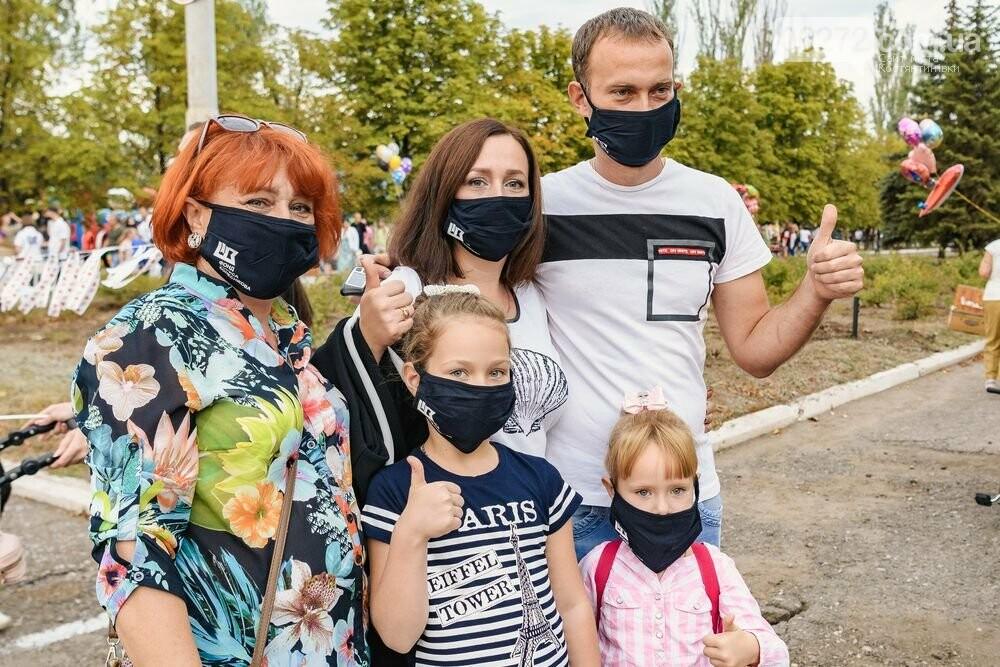 Оля Полякова, Наталія Могилевська та Олег Кензов привітали Костянтинівку з Днем міста, фото-6