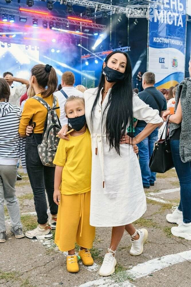 Оля Полякова, Наталія Могилевська та Олег Кензов привітали Костянтинівку з Днем міста, фото-8