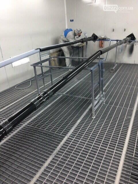 Виготовлення та монтаж металоконструкцій , фото-11