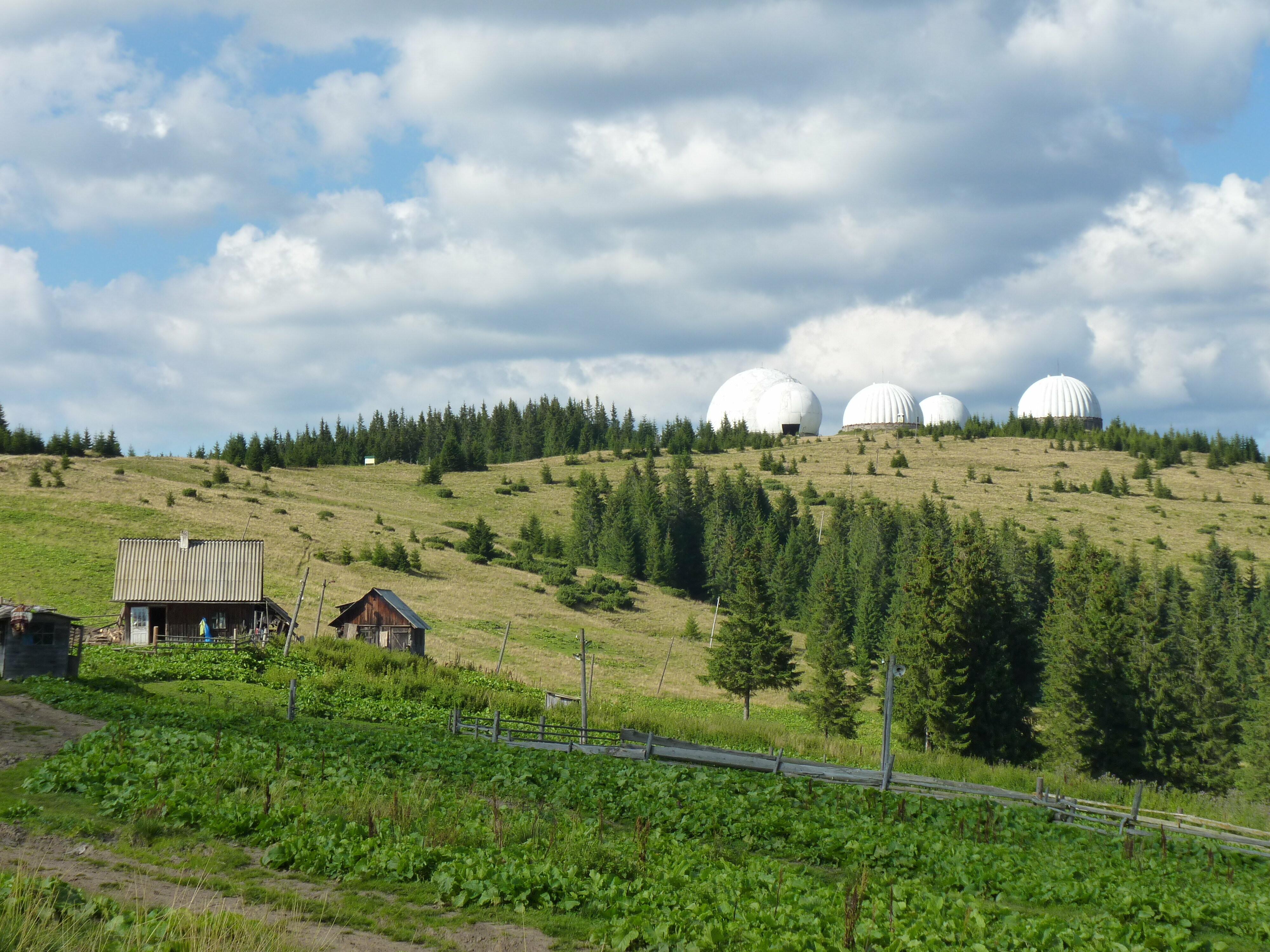 Гора Томнатик