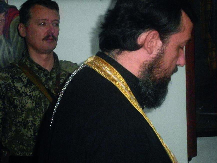 Какому народу служит Святогорская Лавра и Московский Патриархат в Славянске, фото-2