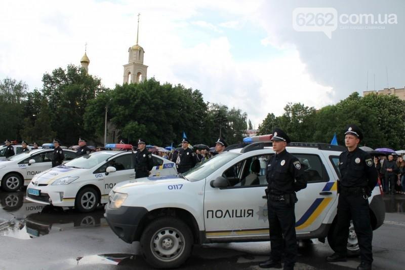 Патрульная полиция Славянска и Краматорска ждет новых сотрудников, фото-2