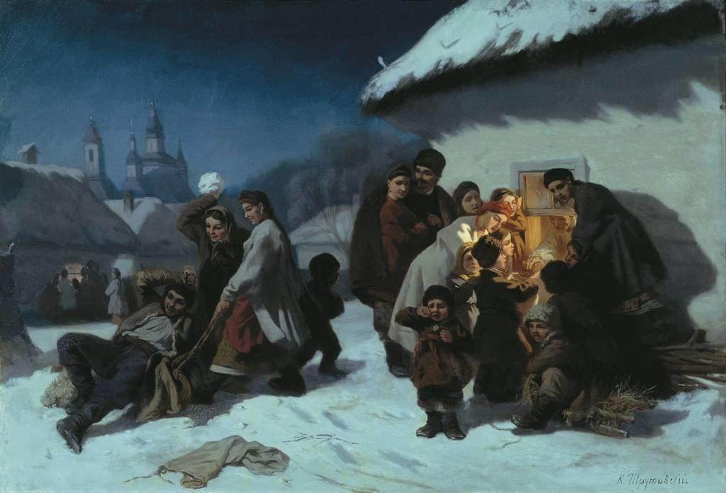 Давні традиції святкування Новго Року в Україні, фото-1