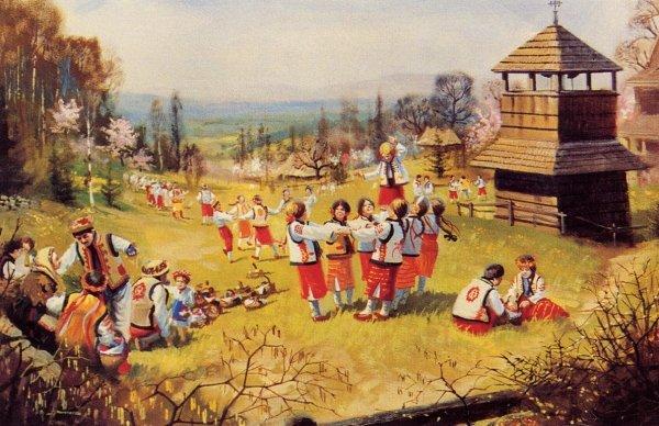 Давні традиції святкування Новго Року в Україні, фото-7