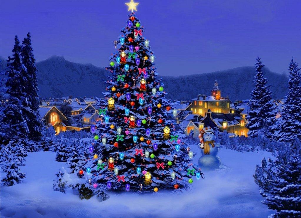 Факты о новогодней ёлке. История и особенности, фото-1