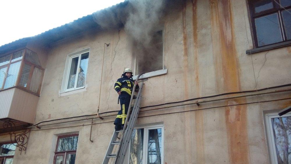 На пожежі у Костянтинівці загинула жінка , фото-3