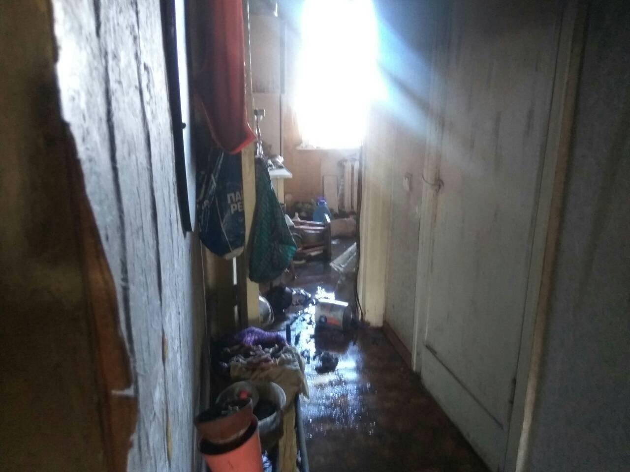 На пожежі у Костянтинівці загинула жінка , фото-1