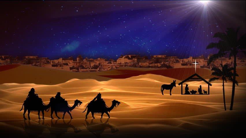 Рождение Иисуса Христа. Как это было, фото-1