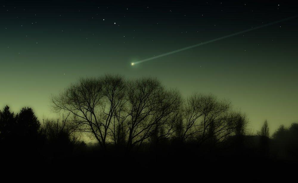 Космодром. «Падающая звезда» — что это?, фото-1