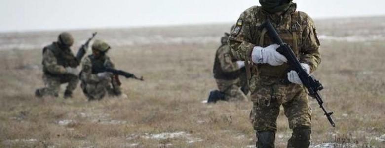 На Донбасі збили безпілотник російського виробництва - зведення АТО , фото-1