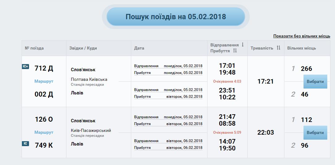 Укрзалізниця ввела нову послугу - замовлення квитків на маршрут з пересадками, фото-4