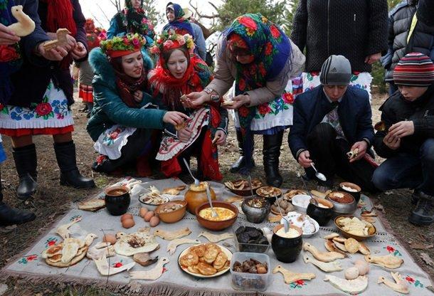 В Україні починається масляна. Традиції та особливості, фото-1