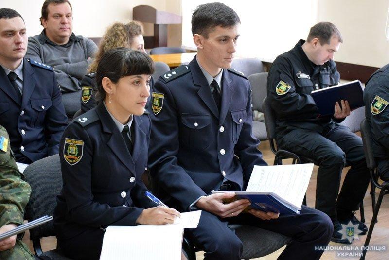 На Донеччині впроваджуються нові проекти, які поєднають поліцейських, науковців та молодь, фото-1