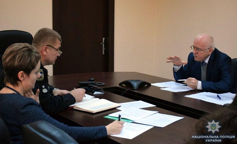 На Донеччині впроваджуються нові проекти, які поєднають поліцейських, науковців та молодь, фото-2