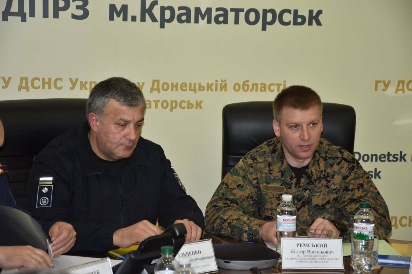 Славянск и Константиновка отстают в показателях по пожарной безопасности, фото-1