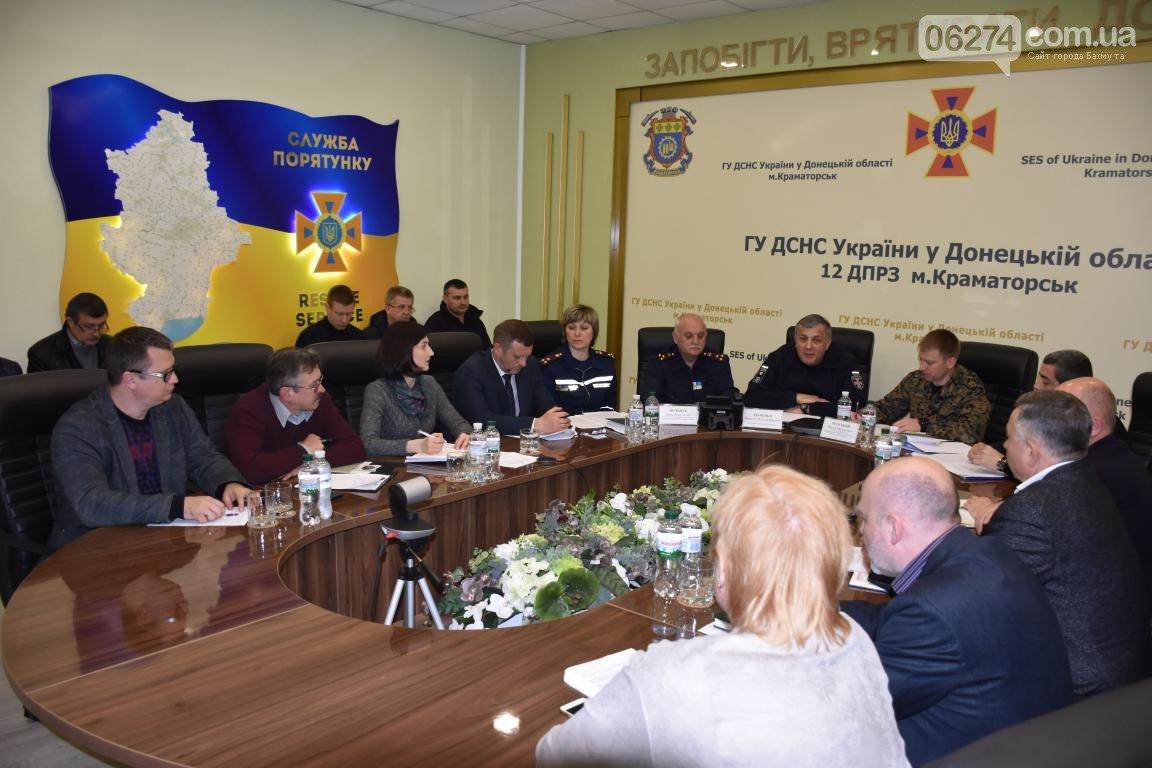 Славянск и Константиновка отстают в показателях по пожарной безопасности, фото-2