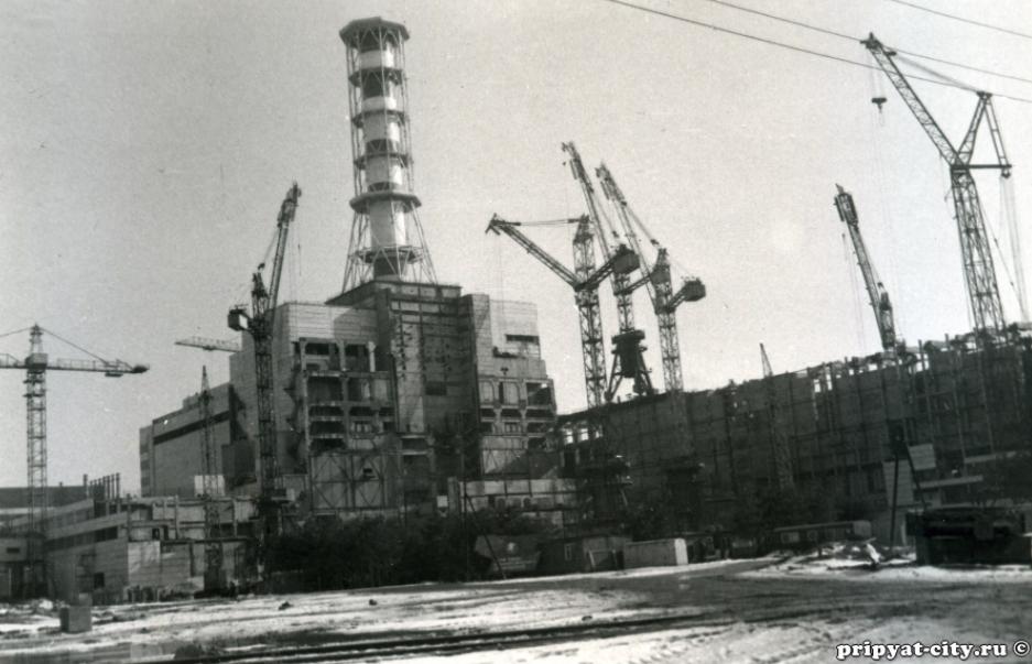 Чернобыльская катастрофа. 32 года спустя (фото, видео), фото-2