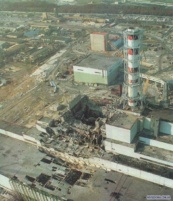 Чернобыльская катастрофа. 32 года спустя (фото, видео), фото-6